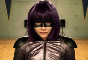 "Chloë Grace Moretz in ""Kick-Ass 2"""