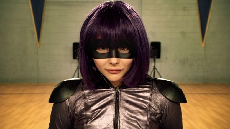 """Chloë Grace Moretz in """"Kick-Ass 2"""""""