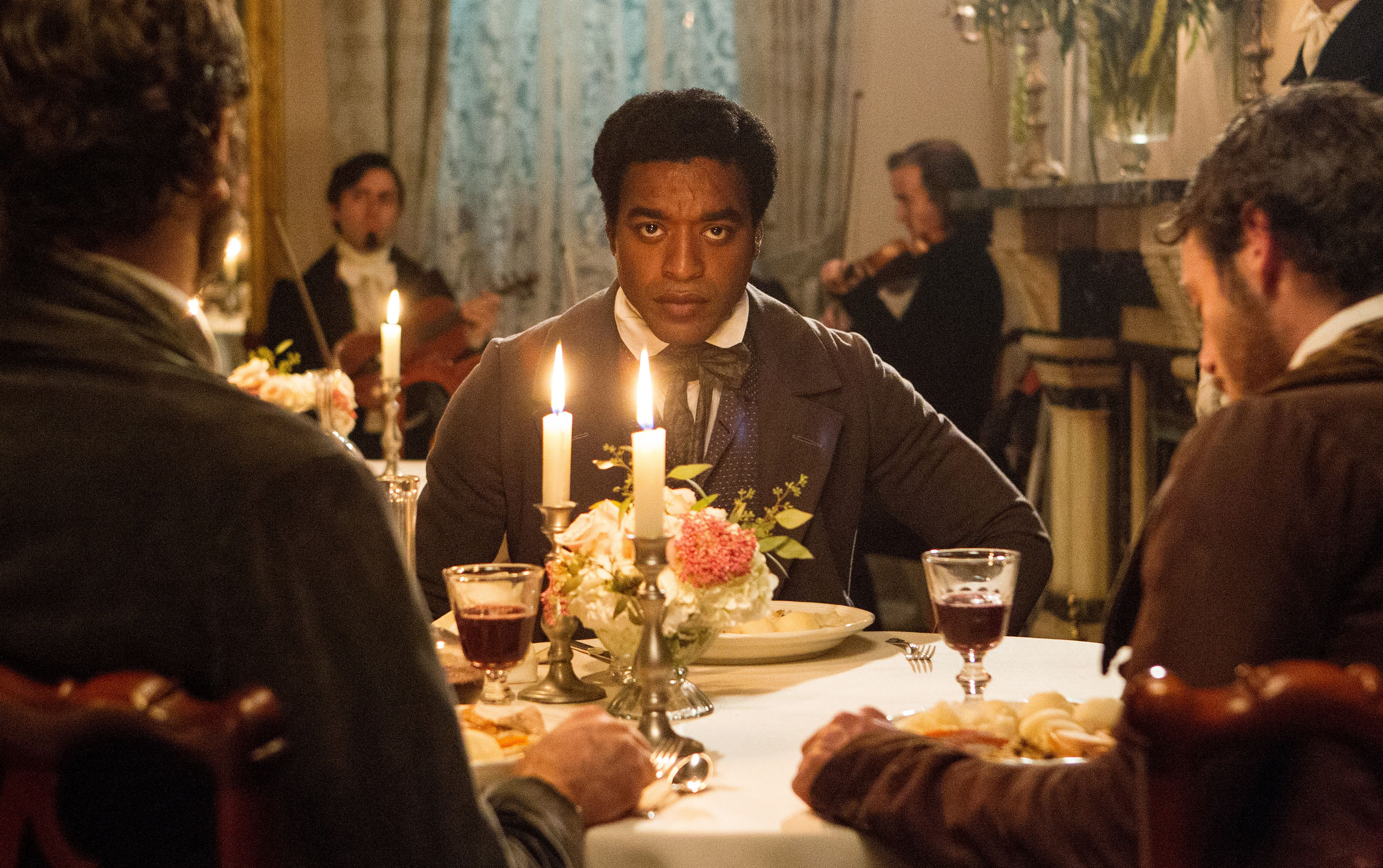 No Merchandising. Editorial Use Only. No Book Cover UsageMandatory Credit: Photo by Snap Stills/REX/Shutterstock (3196865e) Chiwetel Ejiofor 12 Years a Slave - 2014