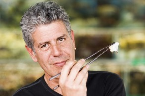 No Merchandising. Editorial Use Only. No Book Cover Usage.Mandatory Credit: Photo by Discovery Channel/Kobal/REX/Shutterstock (5873351b)Anthony BourdainAnthony Bourdain - No Reservations - 2005Discovery ChannelUSATelevision