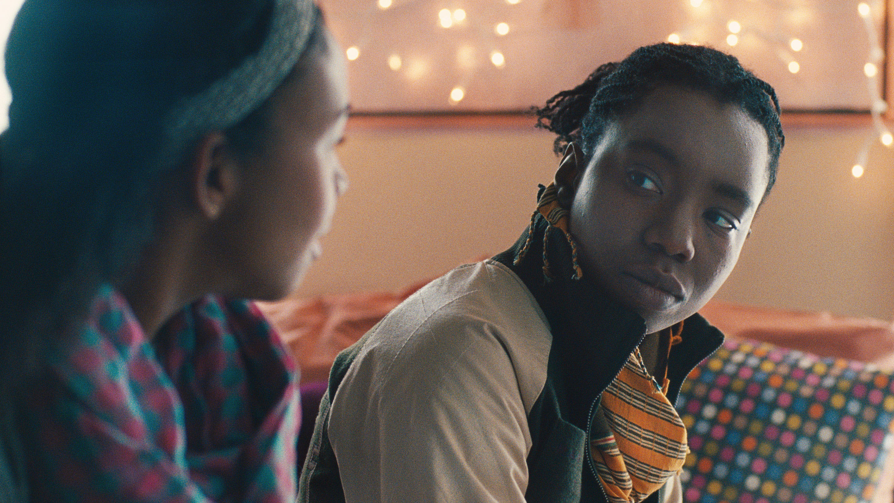 No Merchandising. Editorial Use Only. No Book Cover Usage.Mandatory Credit: Photo by Chicken And Egg/Mbk/Northstar/Kobal/REX/Shutterstock (5878429e) Adepero Oduye Pariah - 2011 Director: Dee Rees Chicken And Egg Pictures/Mbk Entertainment/Northstar Pictures USA Scene Still Drama