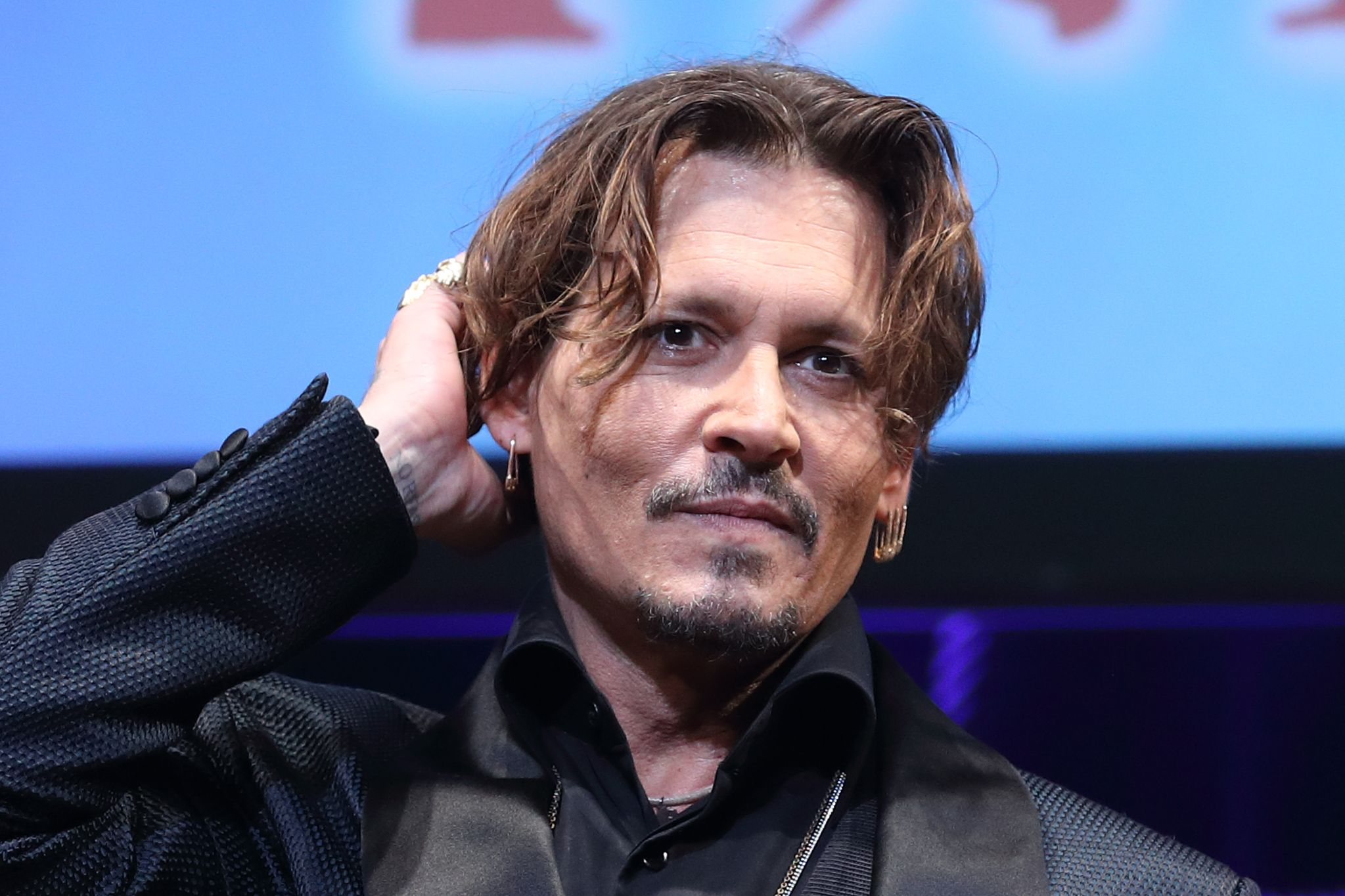 Johnny Depp'Pirates of the Caribbean Dead Men Tell No Tales&#039 premiere Tokyo Japan- 20 Jun 2017