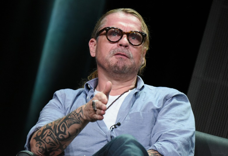 "Kurt Sutter, creator/showrunner, participates in ""The Bastard Executioner"" panel at the FX Summer TCA Tour at the Beverly Hilton Hotel, in Beverly Hills, Calif2015 Summer TCA - FX, Beverly Hills, USA"