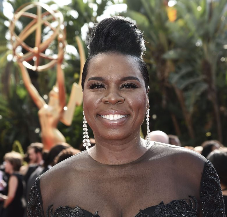 Leslie Jones arrives at the 69th Primetime Emmy Awards, at the Microsoft Theater in Los Angeles69th Primetime Emmy Awards - Limo Drop Off, Los Angeles, USA - 17 Sep 2017