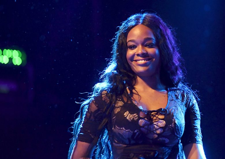 Azealia BanksAzelia Banks in concert at the Circus Helsinki, Finland - 24 Sep 2017