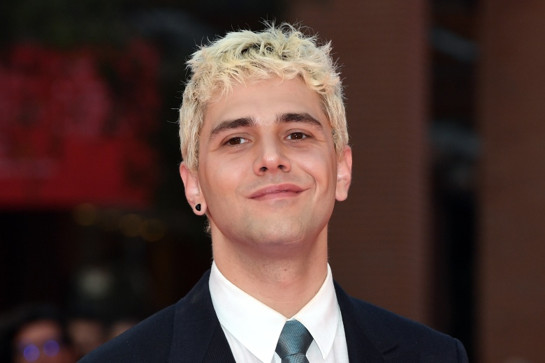 Director Xavier DolanXavier Dolan red carpet, Rome Film Festival, Italy - 27 Oct 2017