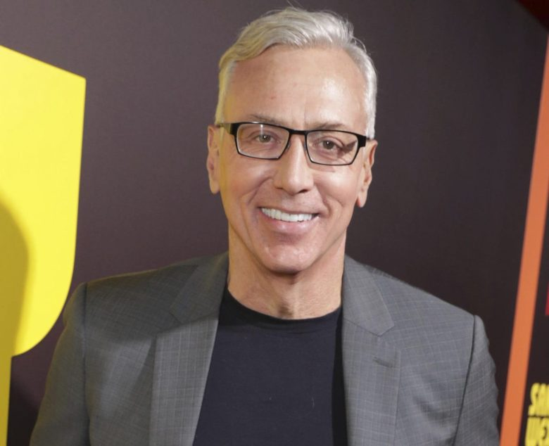 Dr. Drew Pinsky seen at Los Angeles Premiere of Netflix original film 'Sandy Wexler' at Arclight Hollywood, in Los Angeles, CaPremiere of Netflix original film 'Sandy Wexler', Los Angeles, USA - 6 Apr 2017