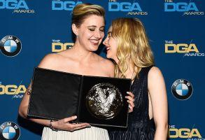 Greta Gerwig Saoirse Ronan DGA Awards
