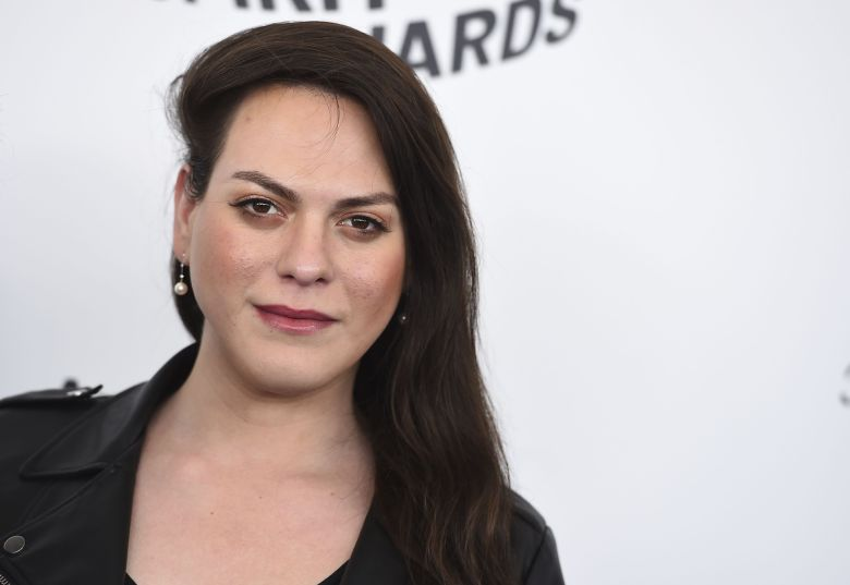 Daniela Vega arrives at the 33rd Film Independent Spirit Awards, in Santa Monica, Calif2018 Film Independent Spirit Awards - Arrivals, Santa Monica, USA - 03 Mar 2018