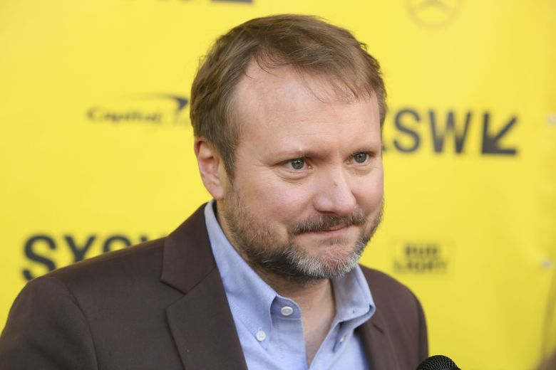"Rian Johnson2018 SXSW - ""The Director and The Jedi"", Austin, USA - 12 Mar 2018"