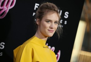 Mackenzie Davis'Tully' Film Premiere, Los Angeles, USA - 18 Apr 2018