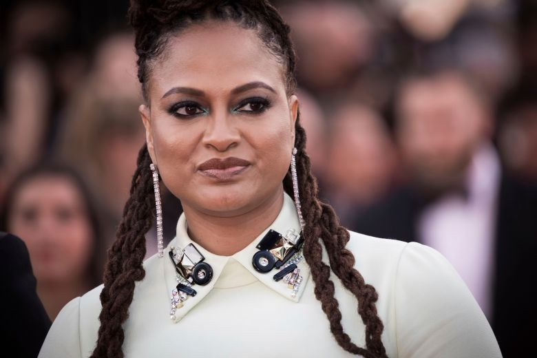 Ava DuVernay poses for photographers upon arrival at the opening ceremony of the 71st international film festival, Cannes, southern France2018 Opening Ceremony Red Carpet, Cannes, France - 08 May 2018