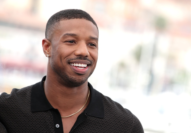 Michael B. Jordan'Fahrenheit 451' photocall, 71st Cannes Film Festival, France - 12 May 2018
