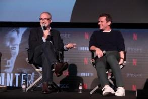 David Fincher, Director/Executive Producer, Jonathan GroffNetflix FYSEE MINDHUNTER Panel, Los Angeles, CA, USA - 1 June 2018