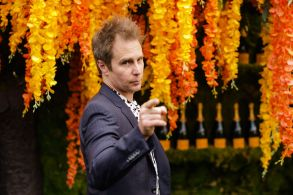 Sam Rockwell11th Annual Veuve Clicquot Polo Classic, Jersey City, USA - 02 Jun 2018