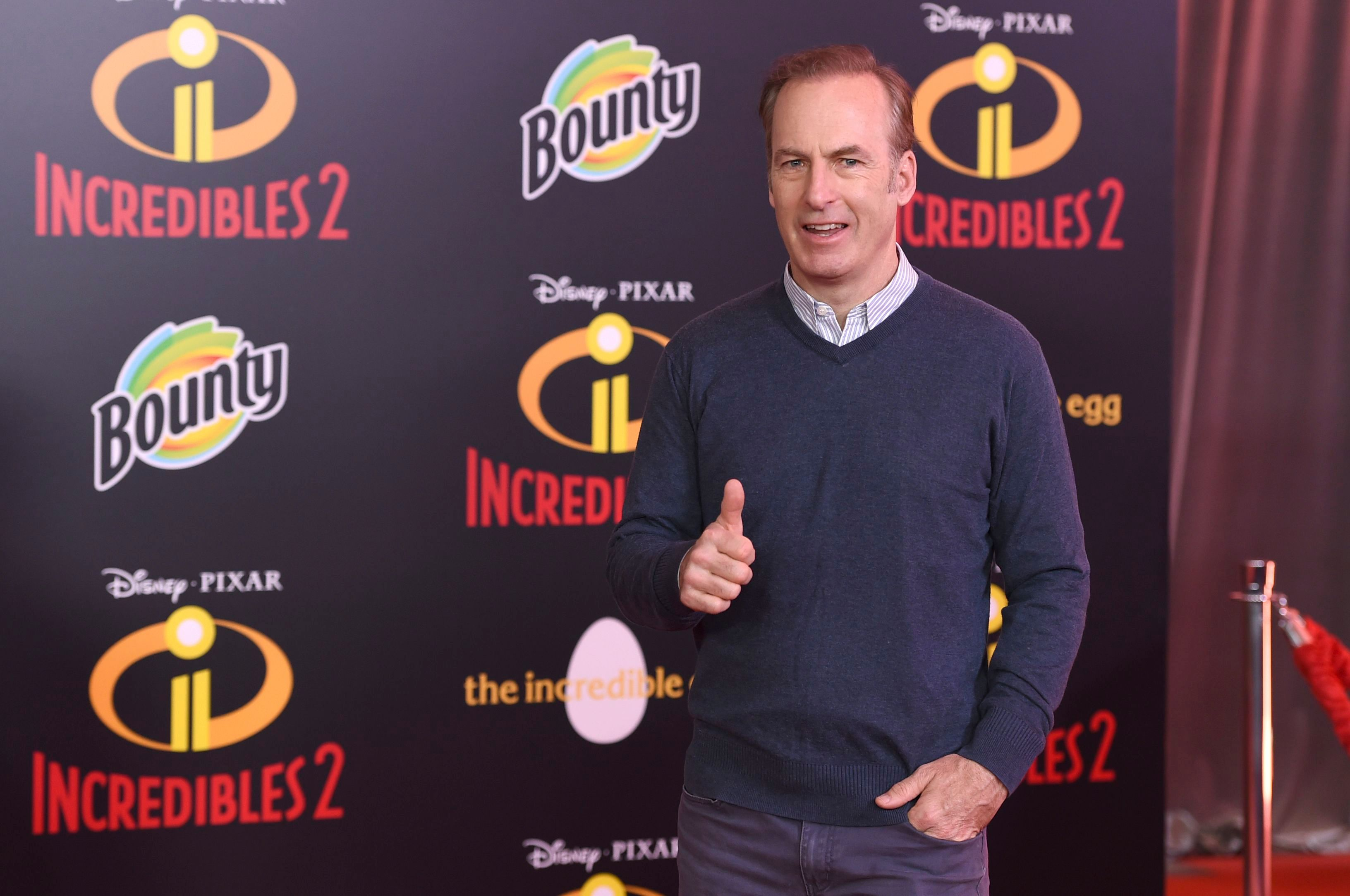 "Bob Odenkirk arrives at the world premiere of ""Incredibles 2"" at the El Capitan Theatre, in Los AngelesWorld Premiere of ""Incredibles 2"", Los Angeles, USA - 05 Jun 2018"