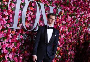 Andrew Garfield72nd Annual Tony Awards, Arrivals, New York, USA - 10 Jun 2018
