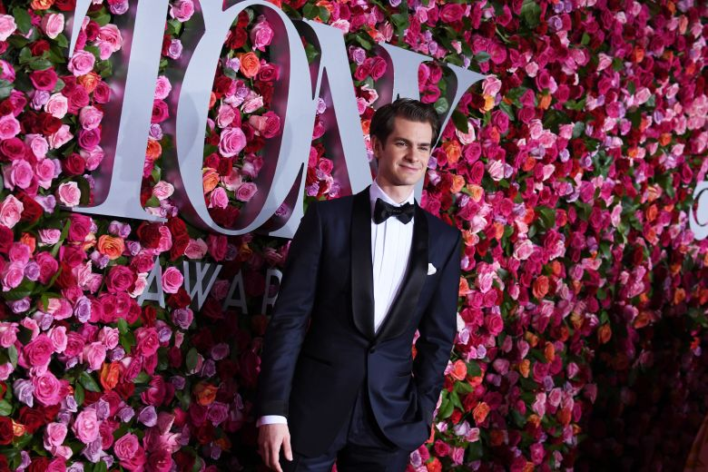 Andrew Garfield72nd Annual Tony Awards, Arrivals,