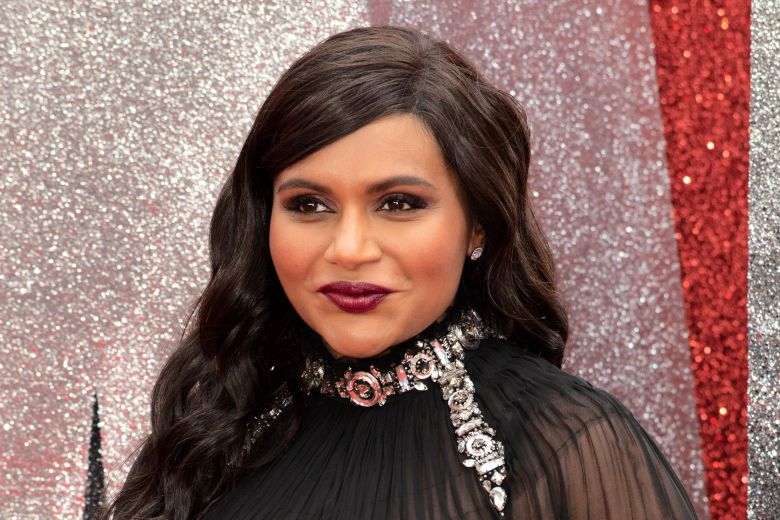 Mindy KalingEuropean Premiere of Oceans 8, London, United Kingdom - 13 Jun 2018