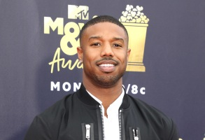 Michael B. JordanMTV Movie & TV Awards, Arrivals, Los Angeles, USA - 16 Jun 2018