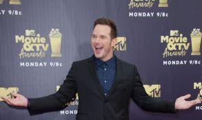 Chris PrattMTV Movie & TV Awards, Los Angeles, USA - 16 Jun 2018