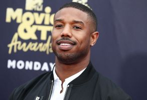 Michael B. Jordan MTV Movie and Video Awards