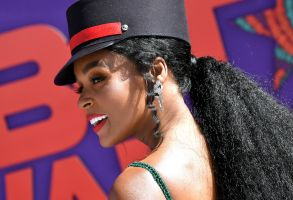 Janelle MonaeBET Awards, Arrivals, Los Angeles, USA - 24 Jun 2018