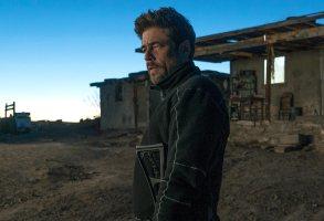 Benicio Del Toro in SICARIO: Day of the Soldado
