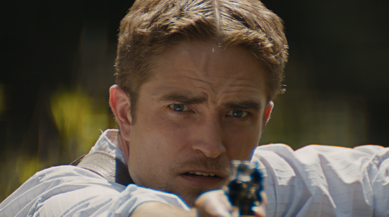 "Robert Pattinson, ""Damsel"""