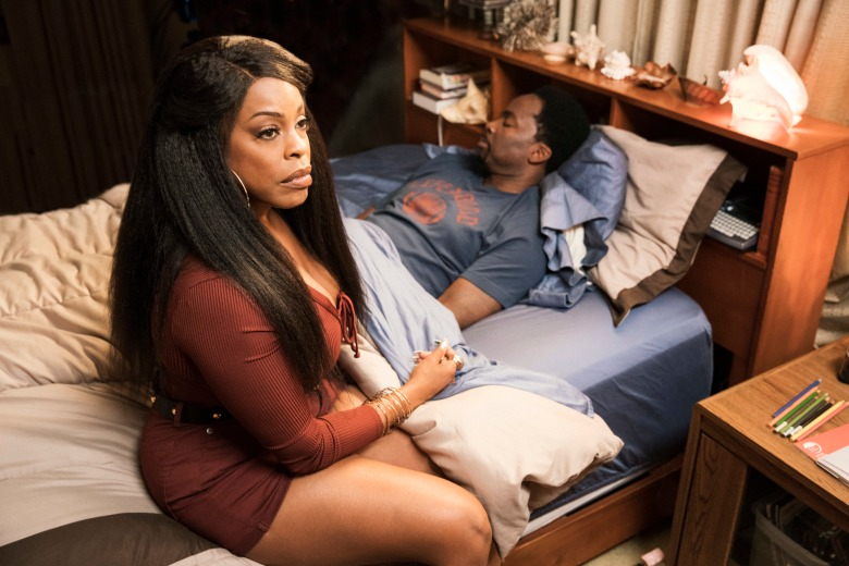 "Niecy Nash and Harold Perrineau, ""Claws"""