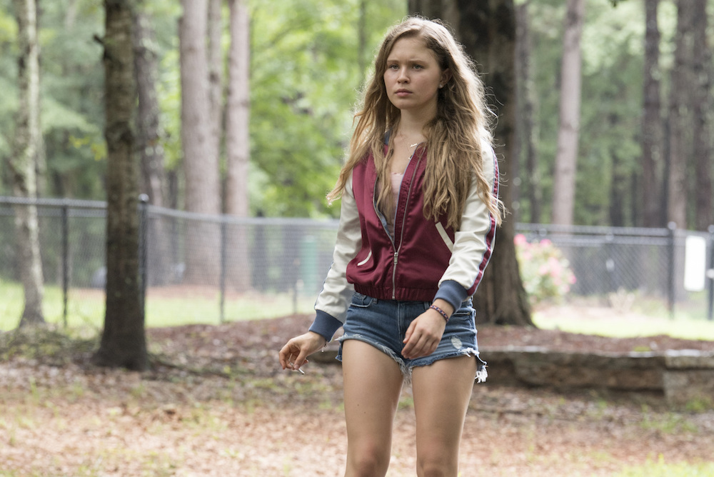 Sharp Objects Episode 1 Eliza Scanlen