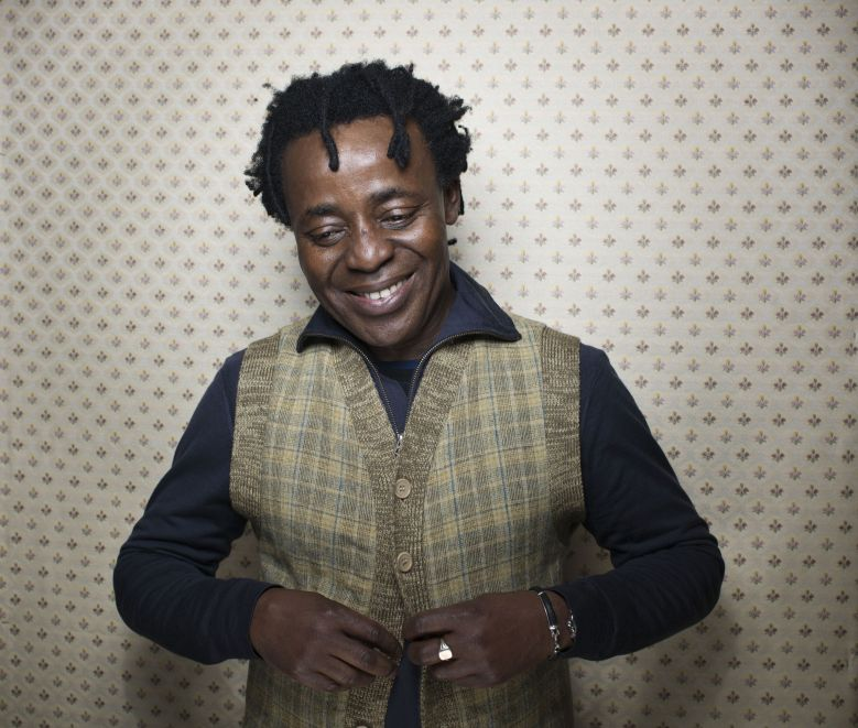 "Director John Akomfrah from the film ""The Stuart Hall Project"" poses for a portrait during the 2013 Sundance Film Festival on in Park City, Utah2013 Sundance Portrait - The Stuart Hall Project, Park City, USA - 20 Jan 2013"