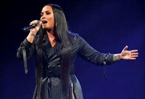 Demi LovatoDemi Lovato in concert at the American Airlines Arena, Miami, USA - 30 Mar 2018