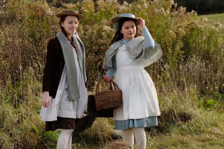 "Amybeth McNulty and Delila Bela, ""Anne With an E"""