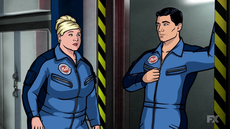 Archer Season 10 Season 3 Space Race