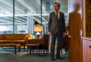 Bob Odenkirk as Jimmy McGill - Better Call Saul _ Season 4, Episode 2 - Photo Credit: Nicole Wilder/AMC/Sony Pictures Television