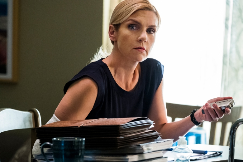Rhea Seehorn as Kim Wexler - Better Call Saul _ Season 4, Episode 6 - Photo Credit: Nicole Wilder/AMC/Sony Pictures Television
