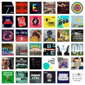 Best Podcasts 2018 So Far