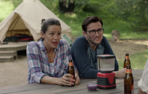 Camping Trailer HBO