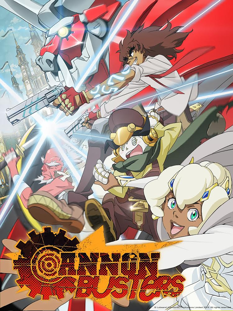 """Cannon Busters"""