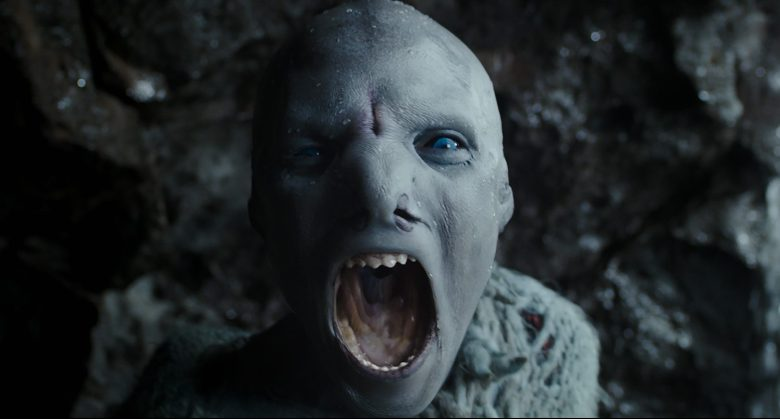 Cold Skin Review: Xavier Gens' Twist on 'The Shape of Water