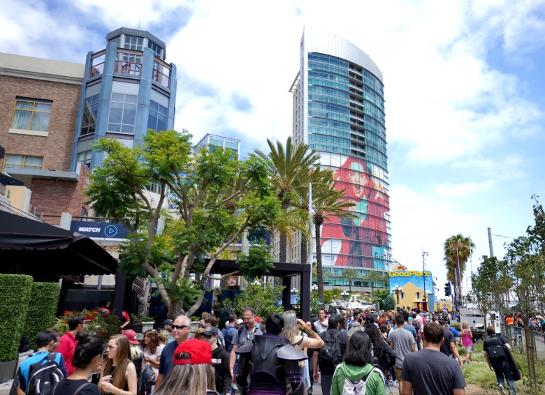 FOX FANFARE AT SAN DIEGO COMIC-CON
