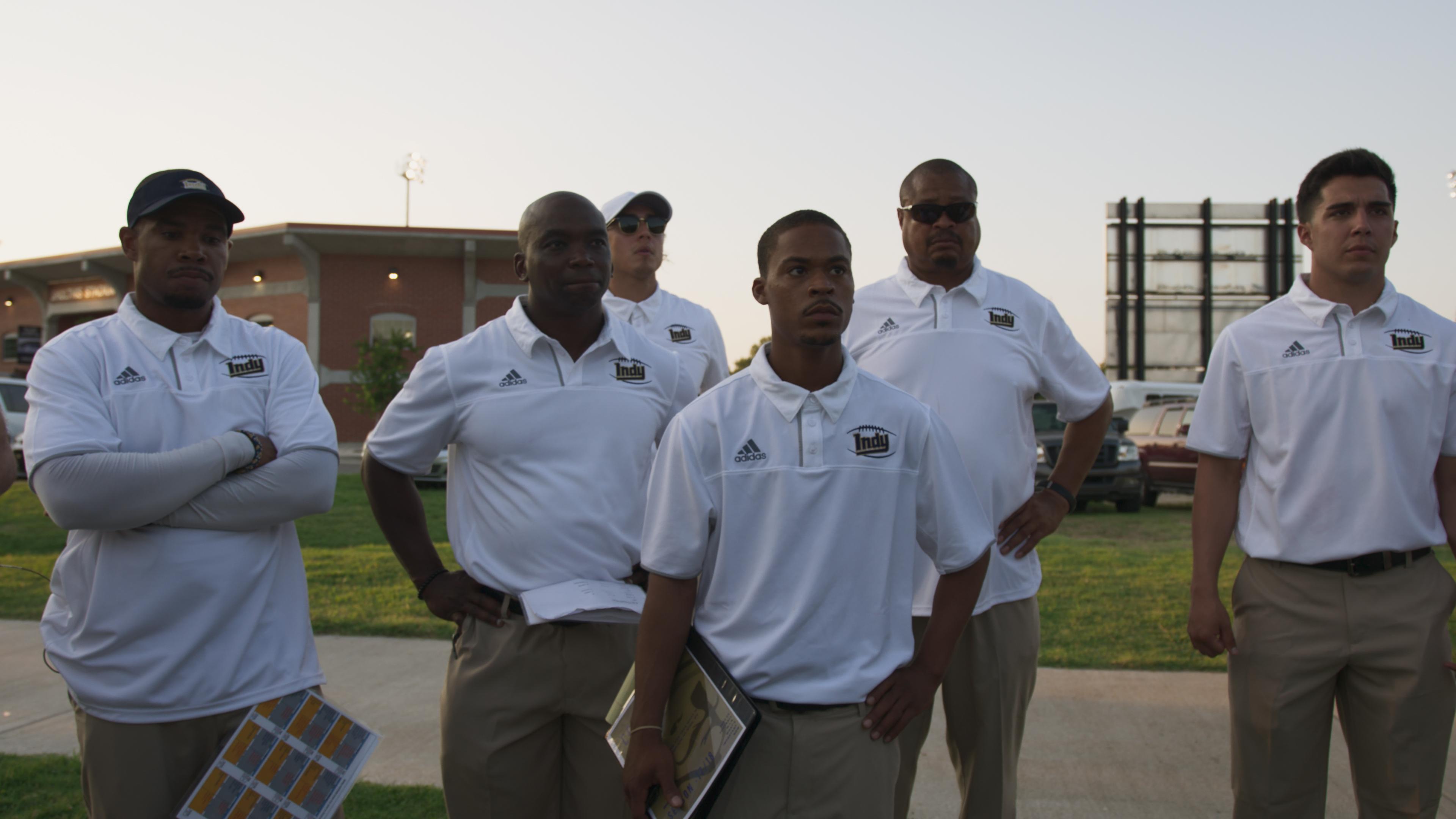 Last Chance U Season 3 Coaching Staff