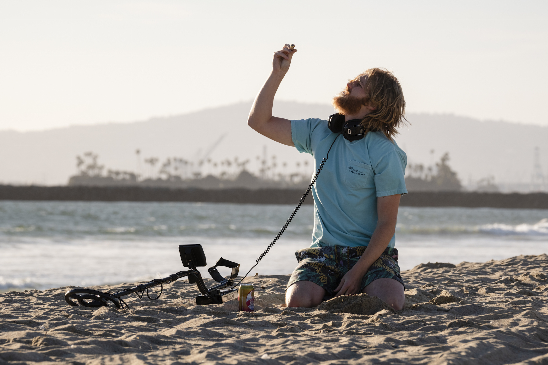 "Wyatt Russell as Sean ""Dud"" Dudley - Lodge 49 _ Season 1, Episode 1 - Photo Credit: Jackson Lee Davis/AMC"