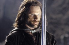 No Merchandising. Editorial Use Only. No Book Cover Usage.Mandatory Credit: Photo by Pierre Vinet/New Line Cinema/Kobal/REX/Shutterstock (5885769y)Viggo MortensenThe Lord Of The Rings - The Return Of The King - 2003Director: Peter JacksonNew Line CinemaUSAScene StillGamesSeigneur Des Anneaux: Le Retour Du Roi, Le