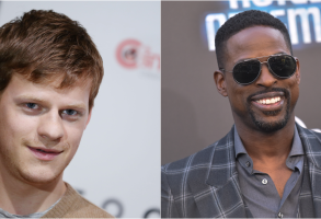 Lucas Hedges Sterling K Brown