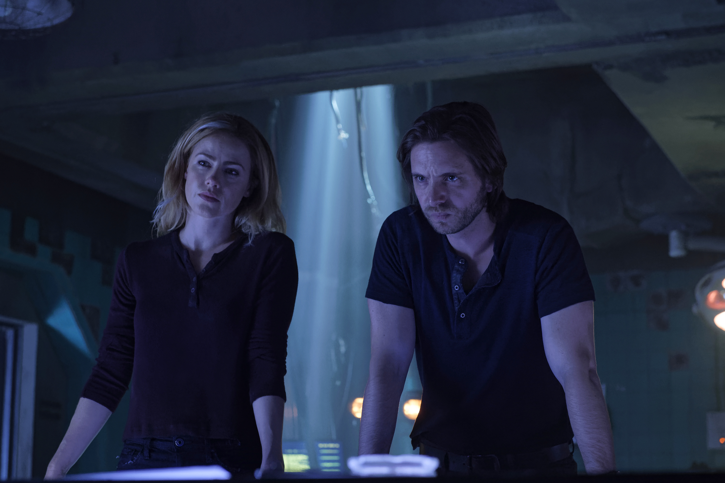 12 Monkeys Serie Trailer Deutsch