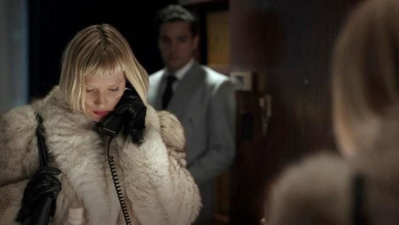 "Mia Wasikowska in ""Piercing."""