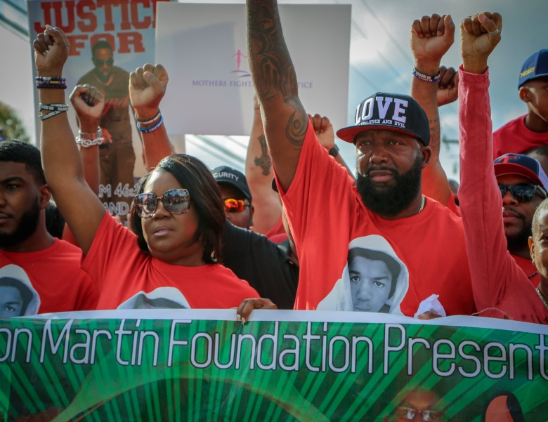 Rest in Power Trayvon Martin Story Parents