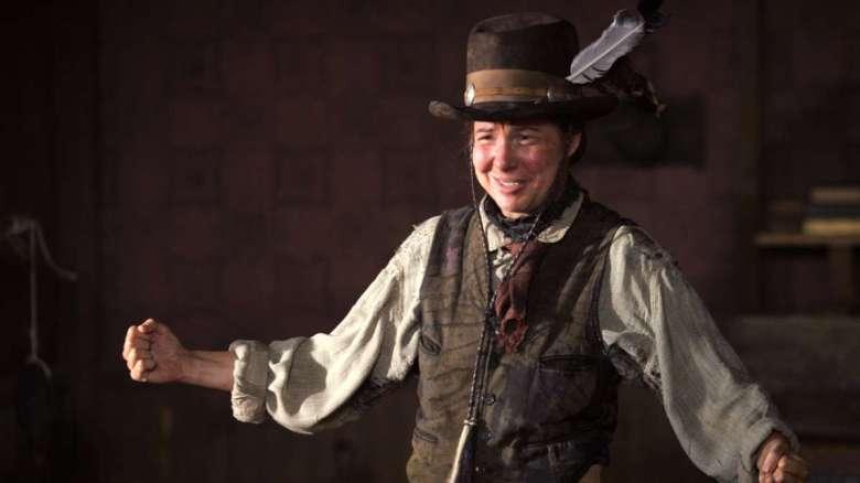 Robin Weigert Deadwood